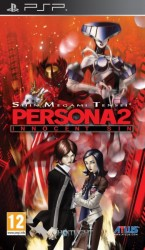 Shin Megami Tensei - Persona 2 : Innocent Sin (sous blister) - Playstation Portable