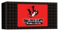 Persona 5 Take Your Heart - Édition Premium sous blister - Playstation 4