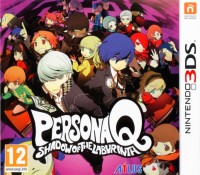 Persona Q: Shadow of the Labyrinth - 3DS