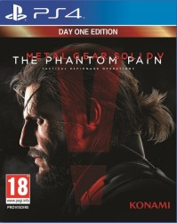 Metal Gear Solid V : The Phantom Pain - Playstation 4