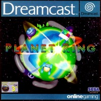 Planet Ring + Micro - Dreamcast