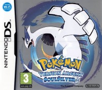 Pokemon Version Argent SoulSilver - DS