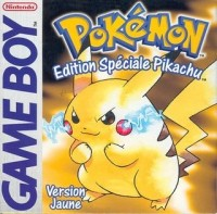 Pokemon Version Jaune Édition Speciale Pikachu - En boîte - Game Boy