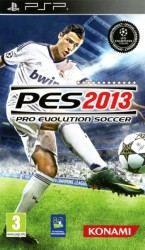 Pro Evolution Soccer 2013 - Playstation Portable