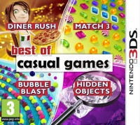 Best of Casual Games - 3DS
