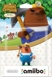 Amiibo Resetti - Animal Crossing - Wii U