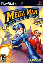 Mega Man Anniversary Collection (Import USA) sous blister - Playstation 2