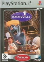 Ratatouille Platinum - Playstation 2