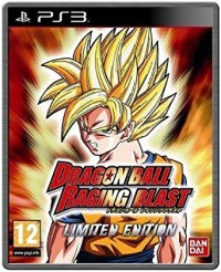 Dragon Ball : Raging Blast Steelbook - Playstation 3