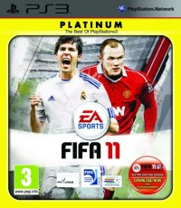 FIFA 11 Platinum - Playstation 3
