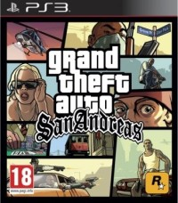 Grand Theft Auto : San Andreas sous blister - Playstation 3