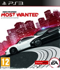 Need for Speed : Most wanted (2012) - Playstation 3