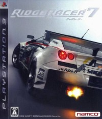 Ridge Racer 7 (import japonais) - Playstation 3