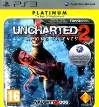 Uncharted 2: Among Thieves - Platinum  - Playstation 3