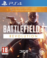 Battlefield 1 - Revolution  - Playstation 4