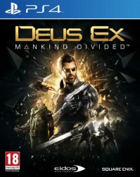 Deus Ex: Mankind Divided sous blister - Playstation 4