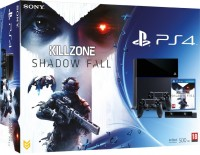 Console Playstation 4 (500 Go) + Killzone: Shadow Fall + Caméra PS4 + 2 Manettes - Playstation 4