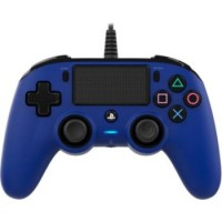 Manette Filaire Bleue - Playstation 4