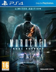 Murdered : Soul Suspect - Limited Edition  - Playstation 4