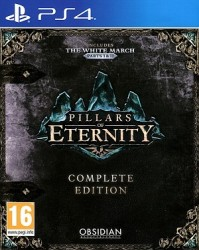 Pillars of Eternity : Complete Edition sous blister - Playstation 4