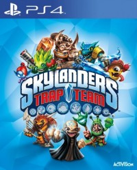 skylanders trap team jeu seul ps4 jeux occasion. Black Bedroom Furniture Sets. Home Design Ideas