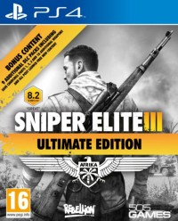 Sniper Elite III - Ultimate Edition  - Playstation 4