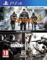 Tom Clancy's The Division + Rainbow Six Siege - Playstation 4
