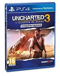 Uncharted 3 : L'illusion de Drake - Remastered - Playstation 4