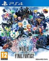 World of Final Fantasy (import anglais) - Playstation 4