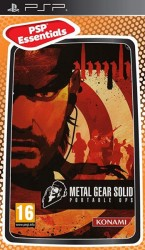 Metal Gear Solid : Portable OPS Essentials - Playstation Portable