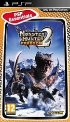 Monster Hunter Freedom 2 Essentials - Playstation Portable
