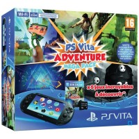 Console PS Vita 2000 + Adventure Mega Pack - Playstation Vita