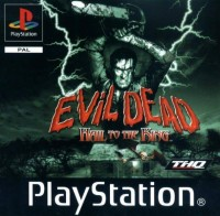 Evil Dead: Hail to the King sous blister - Playstation One