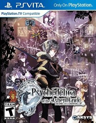 Psychedelica of the Ashen Hawk (import USA) - Playstation Vita