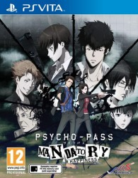 Psycho-Pass : Mandatory Happiness - Playstation Vita