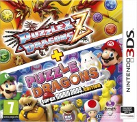 Puzzle & Dragons Z + Puzzle Dragons Super Mario Bros. Edition - 3DS
