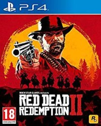 Red Dead Redemption 2 sous blister - Playstation 4