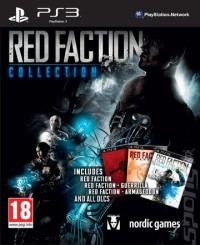 Red Faction Collection - Playstation 3