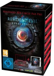 Resident Evil: Revelations + Circle Pad Pro - 3DS