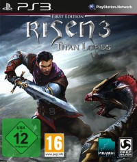 Risen 3 : Titan Lords - Playstation 3
