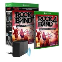 Rock Band 4 et Adaptateur - Xbox One