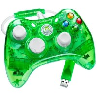 Manette Rock Candy Verte - Xbox 360