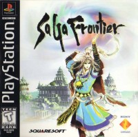 SaGa Frontier (import USA) - Playstation One