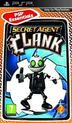 Secret Agent Clank Essentials - Playstation Portable
