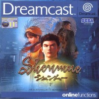 Shenmue (Sans Fourreau) - Dreamcast