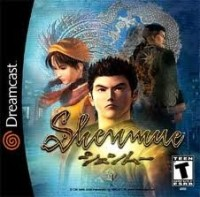 Shenmue (Import USA) - Dreamcast