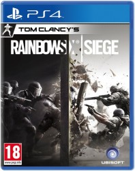 Tom Clancy's - Rainbow Six: Siege (sous blister) - Playstation 4