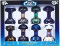 Figurines Skylanders Imaginators - Pack 8 Cristaux - Wii U