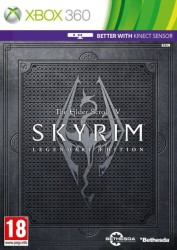 The Elder Scrolls V : Skyrim Legendary Edition - Xbox 360