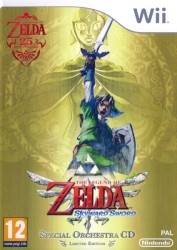 The Legend of Zelda : Skyward Sword - Edition Speciale - Wii